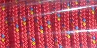 Surfingová šnúra - červená
